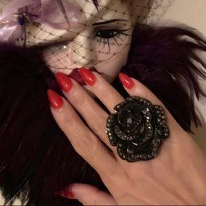 Ring Flower Shape.
